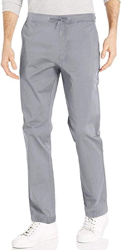 INCERUN Pantalones de combate de algodón para hombre, estilo ...
