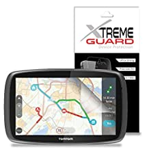 "Premium XtremeGuard™ Screen Protector Cover for TomTom Go 60 6"" SatNav (Ultra Clear)"