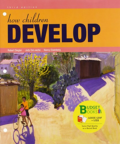 How Children Develop (Budget Books)