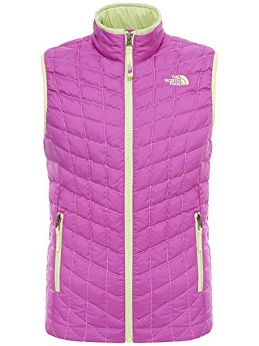 Price comparison product image The North Face Thermoball Vest Girls' Sweet Violet XL(18)