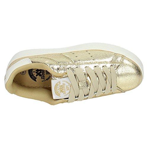 Or Xti Femme Chaussures 39 Sport Or EU de wZtZqfXxr
