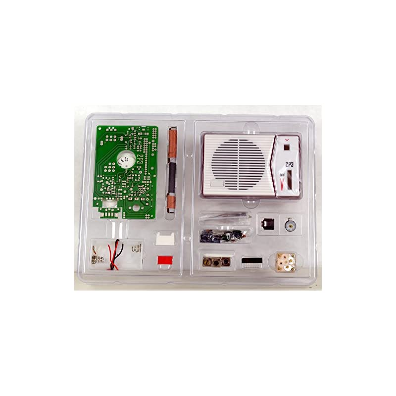 Tecsun 2P3 AM Radio Receiver Kit - DIY f