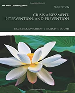 Crisis Assessment Intervention And Prevention 3rd Edition Merrill Counseling