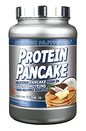 Scitec Nutrition Protein Pancake Kokosnuss-Weiße Schoko, 1er Pack (1 x 1.036 kg)