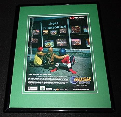 Rush 2049 n64