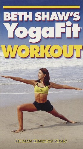 Price comparison product image Beth Shaw's Yogafit Workout NTSC Video [VHS]