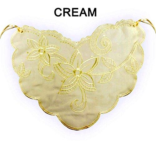 Braza Cami Lace Cream S5001