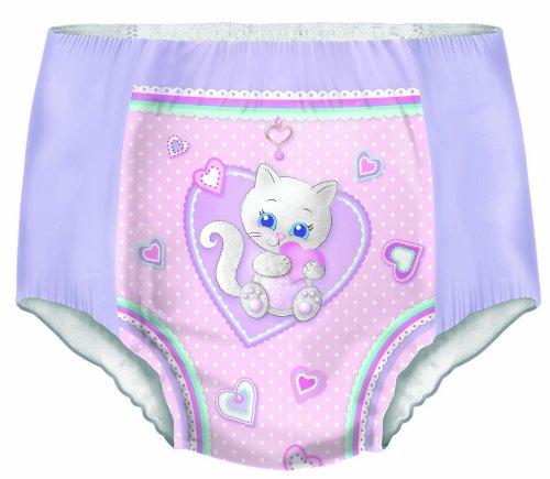 Huggies DryNites Pyjama Pants for Girls 4 to 7 Years 3 Convenience Packs of 10 Pants