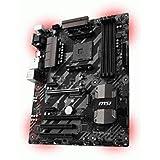 MSI B350 TOMAHAWK Gaming Amd Ryzen B350 Ddr4 Vr Ready Hdmi Usb 3 Atx Motherboard