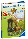 Ravensburger Hush Little Horsie - 60 Pieces Puzzle