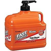 Permatex 25217 Fast Orange Pumice Lotion - Limpiador de manos, 1/2 galón