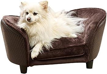 Enchanted Home Pet Basketweave Snuggle Bed