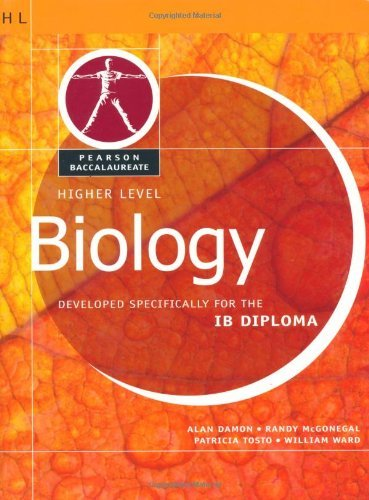 Pearson baccalaureate higher level biology for the ib diploma pearson baccalaureate higher level biology for the ib diploma international edition pearson international baccalaureate diploma international editions fandeluxe Images