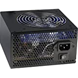 Eagle Tech Voltas ET-PSVTX600E-BK 600Watt Power Supply 12cm LED fan, 13 connectors, Crossfire & SLI ready