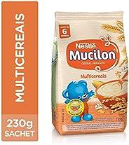 Cereal Infantil, Multicereais, Mucilon, 230g