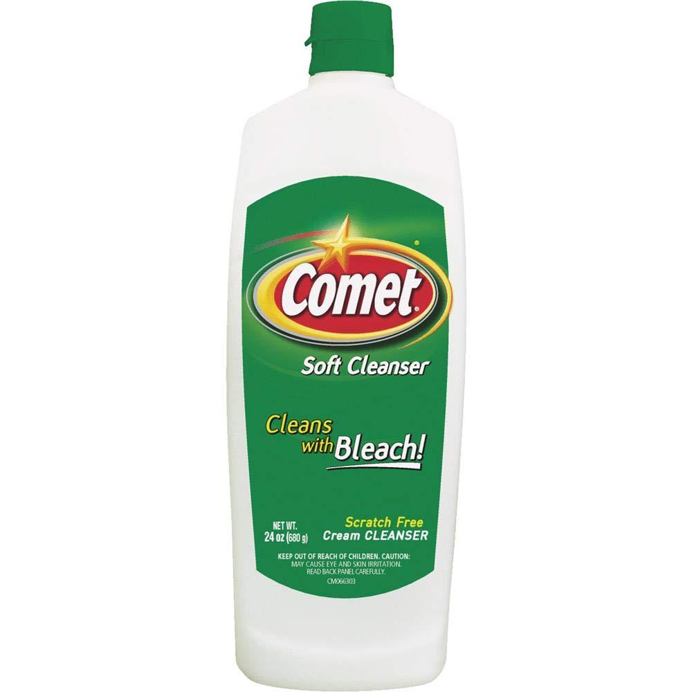 Comet Soft Cleanser Scratch Free Formula 24oz (678112560325) FBA_560322