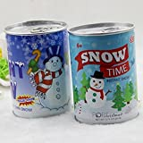 Gaosaili Instant Snow Artificial Snow in Can Pack of 3