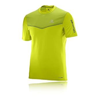 Salomon Fast Wing SS M Men s Short-Sleeved T-Shirt 0b0e976621bdd