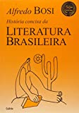 capa de História Concisa da Literatura Brasileira