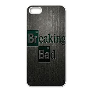 iPhone 5,5S Phone Case White Breaking Bad ZFC905994
