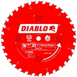 Freud D1632X Diablo 16-5/16-Inch 32 Tooth ATB General Purpose...