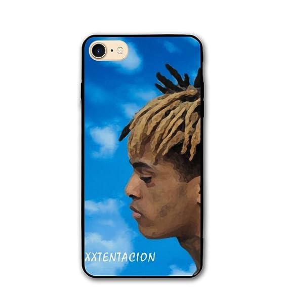 new product 6b30a d7328 Amazon.com: XXXTENTACION IPhone 7/8 Case 4.7 Inch Phone Cover Anti ...