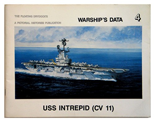USS Intrepid (CV 11) (Warship's Data 4)