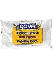 Goya Tapioca Starch / Yuca Harina 24oz 2 Pack