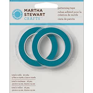 Martha Stewart Crafts Patterning Tape, 32238