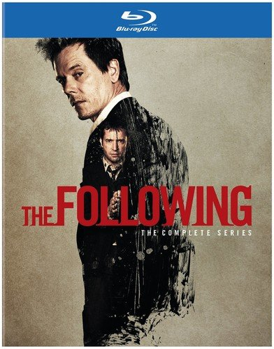 The Following: The Complete Series Box Set (Seasons 1-3)(BD) [Blu-ray]