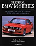 Original BMW M-Series, James Taylor, 0760308985