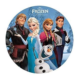 Songs From Frozen