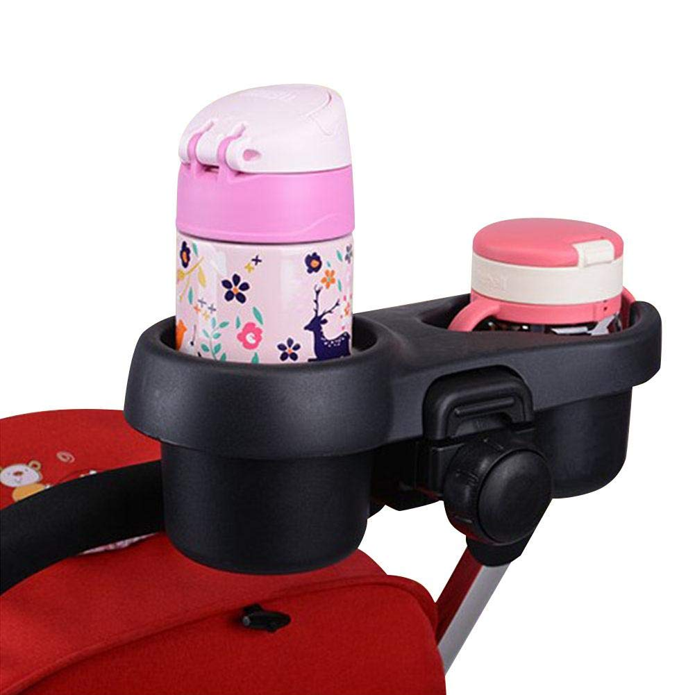 Coaste Stroller Cup Holder, Universal Baby Bottle Storage Box, Drink Beverage Coffee Cup Holder, Baby Bottle Organizer by Coaste (Image #4)