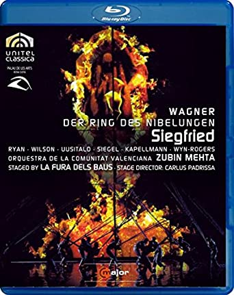 Richard Wagner: Siegfried staged by La Fura dels Baus ...