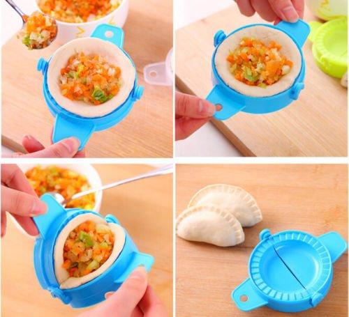 1pc Kitchen Dumpling Tools Dumpling Jiaozi Maker Device Easy