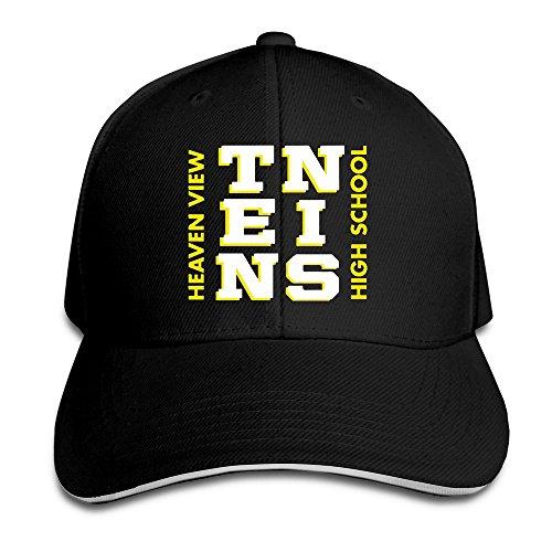 Runy Custom Tennis Adjustable Hunting Peak Hat & Cap - Tory Tennis Burch