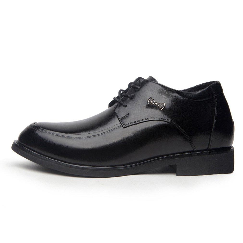 Feidaeu - Brogue Hombre 42 EU|Schwarz,Erh枚hen Zapatos de moda en línea Obtenga el mejor descuento de venta caliente-Descuento más grande