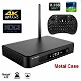 Quad Core Android TV Box Powerlead PL-T8 PRO 2G/8G KODI 14.2 Support Bluetooth Dual Channel WIFI H.265 4k2k Output Streaming Media Player