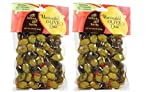 Green Condiment Olives