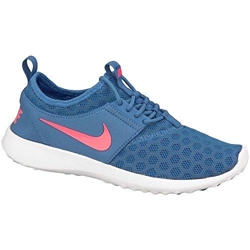 Nike Women's Juvenate Running Shoe Brigade Blue/Hot Lava/Vivid Purple