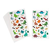 Animal Stickers – 36-Sheet Scrapbook Stickers for Kids Birthday Party Favors, Assorted Designs