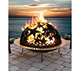 Good Directions Small Starry Night Fire Dome