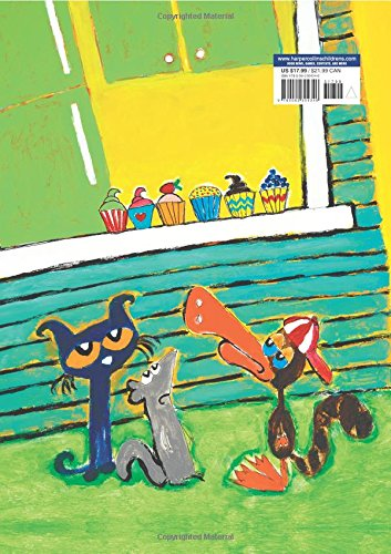 Pete the Cat and the Missing Cupcakes by HarperCollins (Image #2)