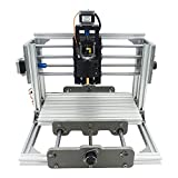 Best mini metal milling machine - 2-in-1 DIY CNC Router Kit+2500mW Laser Engraver, 24x17cm Review