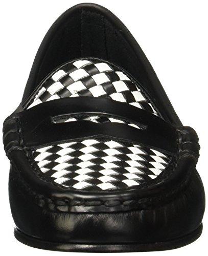Negro para Julio Mucha Mujer de 45710 Mocasines rTxw6qnYIT