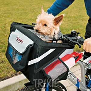 Amazon.com : Trixie Bicycle Pet Carrier Front Box For Dog