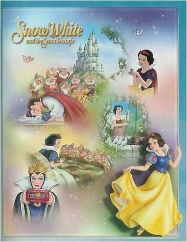 Snow White Wall Plaque-Disney Collectible Plate