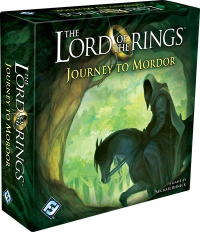 Lord Rings Journey Mordor Game product image