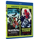 Nightwing, Shadow of the Hawk - Double Feature - BD