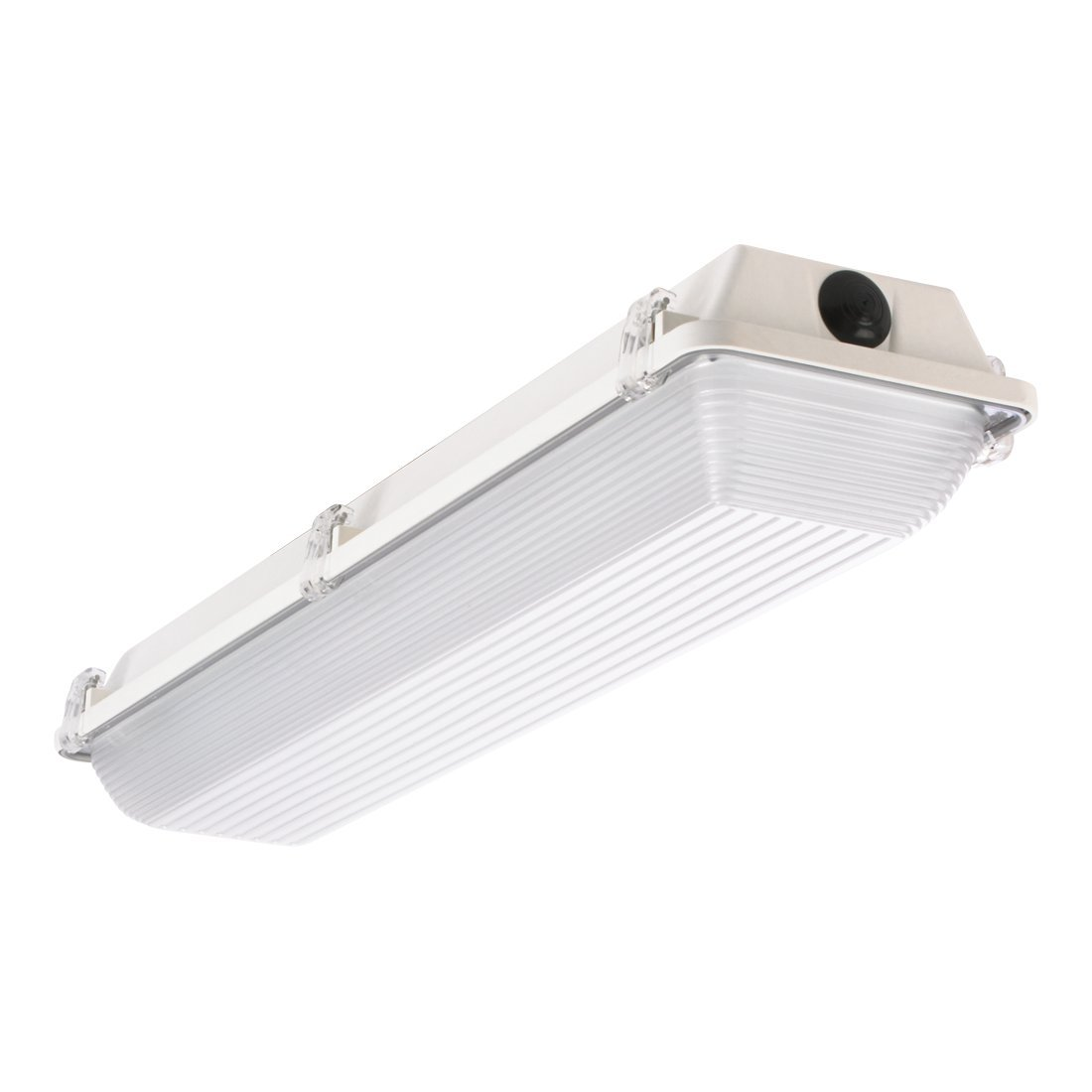 Atlas Lighting Products ILW25LED2D 2' 25 Watt LED Wet Location, 4148K Color Temperature, 2252 Lumens, 24.39 Watts